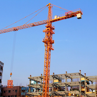 QTZ125(TC6015) 10ton Tower Crane of Building Construction