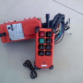 Crane Components of Remote Control System