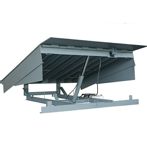 CE Approved adjustable stationary container dock ramp