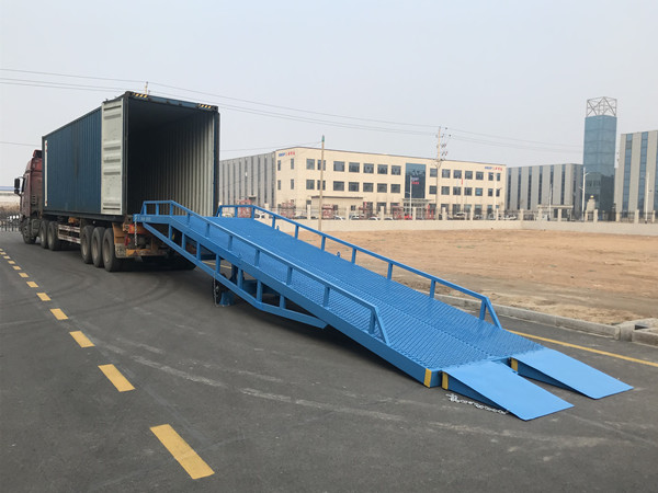 4 Points to Give You a Better Understanding of Loading Ramp