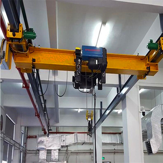 Tavol Brand Underslung Running Electric Overhead Cranes with Euro Deisn Wire Rope Hoist